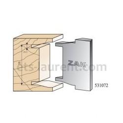 Couteaux ZAK 531072