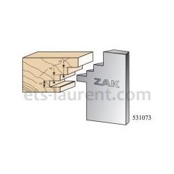 Couteaux ZAK 531073