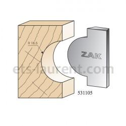 Couteaux ZAK 531105