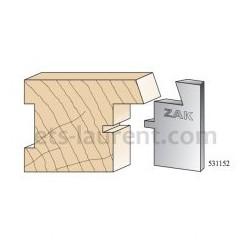Couteaux ZAK 531152