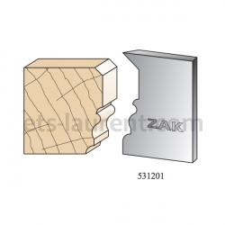Couteaux ZAK 531201