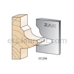 Couteaux ZAK 531206