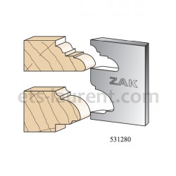 Couteaux ZAK 531280