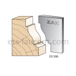 Couteaux ZAK 531300