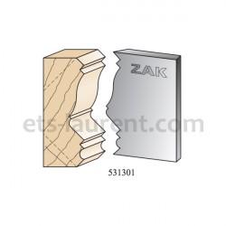 Couteaux ZAK 531301