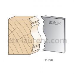 Couteaux ZAK 531302