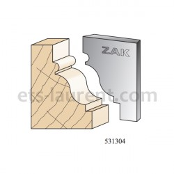 Couteaux ZAK 531304